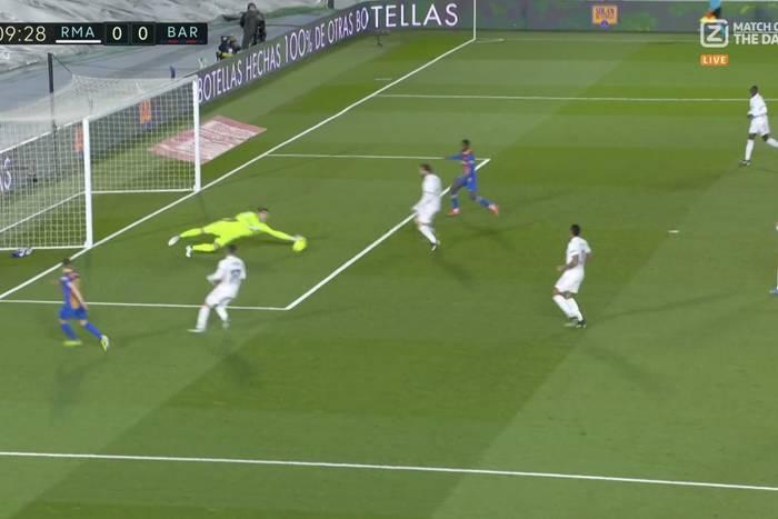 Real Madryt ograł FC Barcelonę! Trzy gole, czerwona kartka i wielkie emocje w El Clasico [WIDEO]