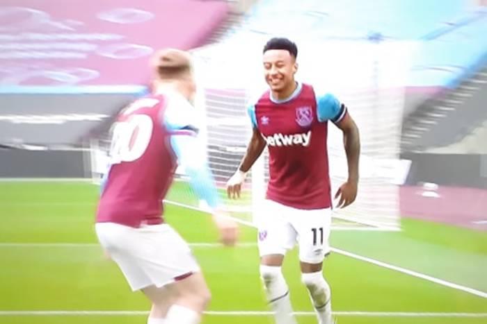 """Kolejny popis Jessego Lingarda! Pięć goli w meczu West Hamu z Leicester, """"Młoty"""" coraz bliżej LM [WIDEO]"""