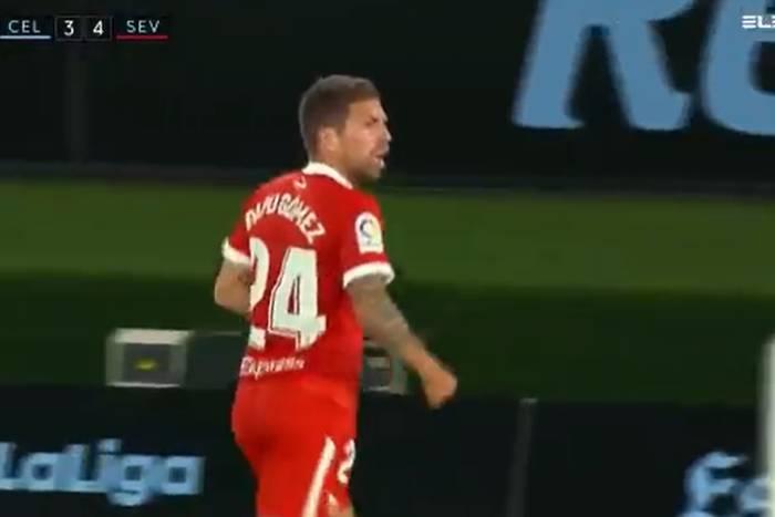 Szalony mecz w La Liga, siedem goli w Vigo! Sevilla górą w spotkaniu z Celtą, Papu Gomez bohaterem [WIDEO]