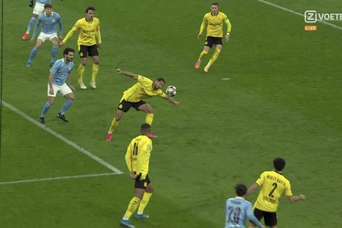 Borussia Dortmund napędziła strachu Manchesterowi City! Fatalny Can i bomba Fodena [WIDEO]