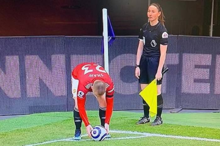 Irańska telewizja ocenzurowała mecz Tottenhamu z MU. Kibice nie mogli zobaczyć... asystentki sędziego