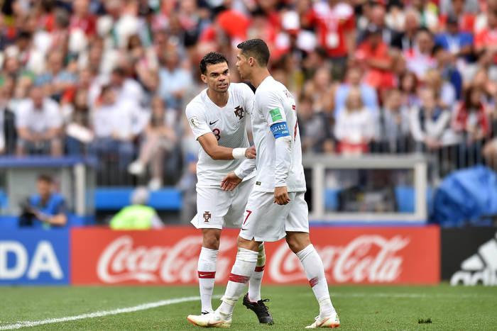 Pepe broni Cristiano Ronaldo: Ci, którzy go krytykują, nie wiedzą, jak trudno jest strzelić ponad 30 bramek