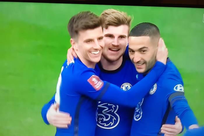 "Chelsea w finale FA Cup! ""The Blues"" pokonali Manchester City [WIDEO]"