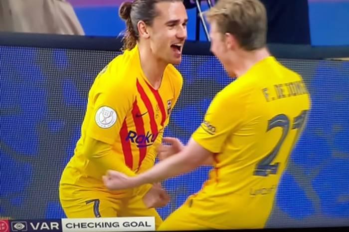 Popis Barcelony w finale Pucharu Króla! Cztery gole i pierwszy triumf pod wodzą Ronalda Koemana [WIDEO]