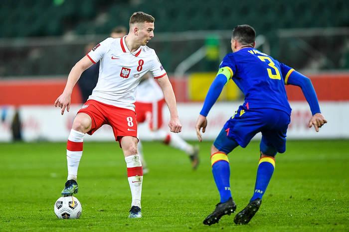 Kacper Kozłowski na celowniku wielkiego klubu. Jego występ na EURO 2020 nie przeszedł bez echa