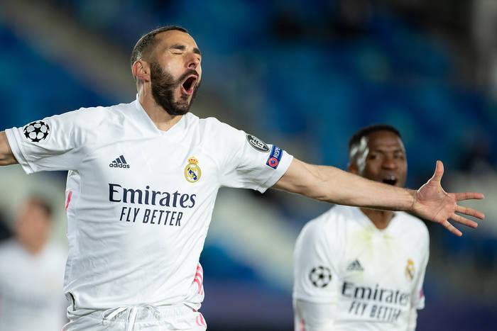Benzema goni Lewandowskiego. Napastnik Realu Madryt awansował na liście najlepszych strzelców Ligi Mistrzów