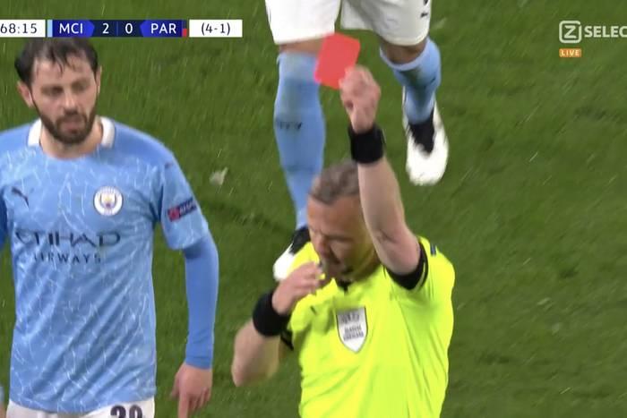 Manchester City pierwszym finalistą Ligi Mistrzów! Piłkarze PSG pokazali swoją ciemną stronę [WIDEO]