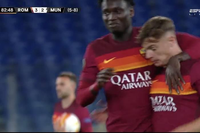 Gol Polaka w półfinale Ligi Europy! Debiut marzeń młodego talentu [WIDEO]