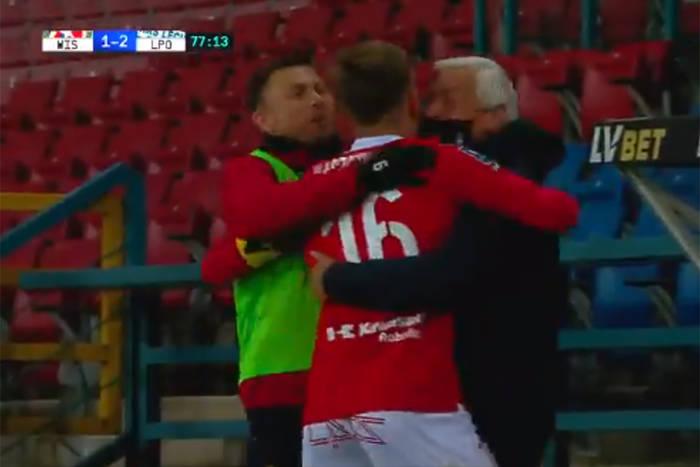 """Wielkie emocje po geście Jakuba Błaszczykowskiego. """"Plaskacz w twarz trenera"""""""