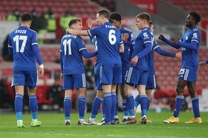 Manchester United pokonany na Old Trafford! Leicester City coraz bliżej Ligi Mistrzów [WIDEO]