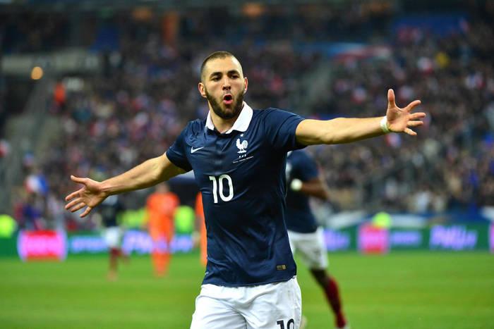 Składy na mecz Francja - Finlandia. Karim Benzema i Raphael Varane wrócili do wyjściowej jedenastki