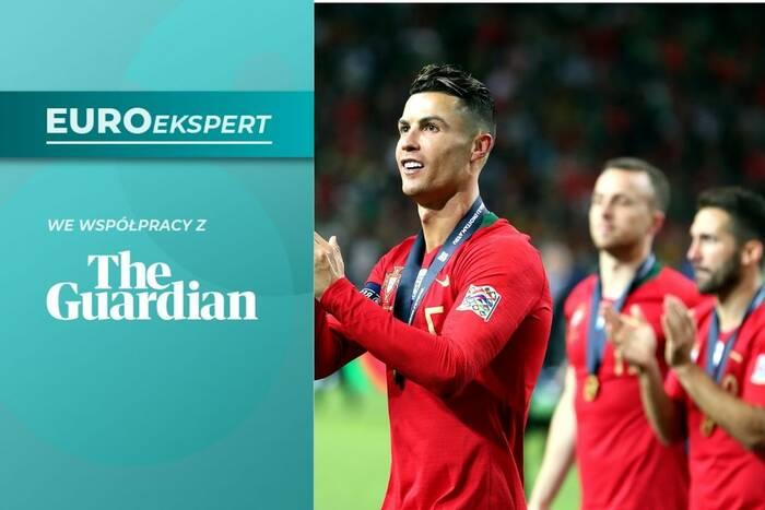 """Portugalia ma nie tylko Cristiano Ronaldo. 18-latek przedstawi się światu? """"Warto zwrócić na niego uwagę"""""""