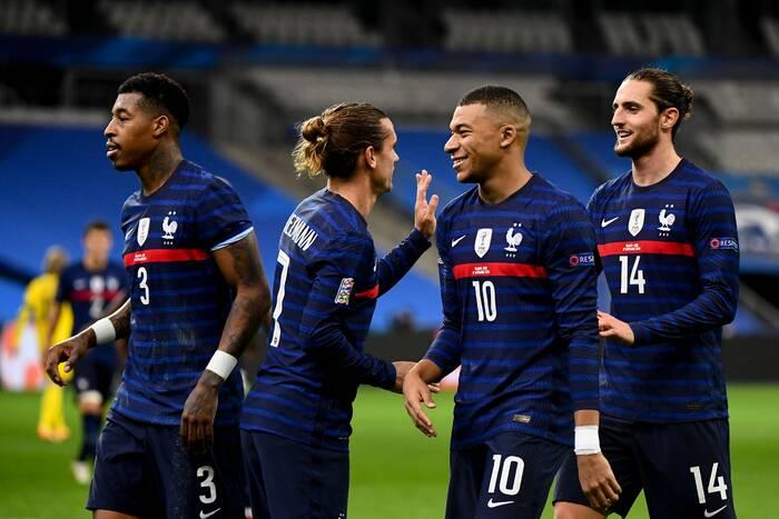 Hit fazy grupowej dla Francji! Skromne zwycięstwo mistrzów świata [WIDEO]