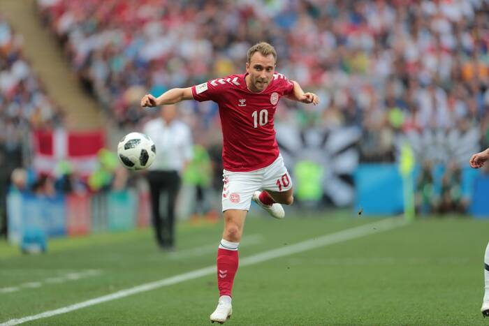 Media: Christian Eriksen chce wrócić do byłego klubu. Przeszedł pierwsze badania, lekarze dali zielone światło