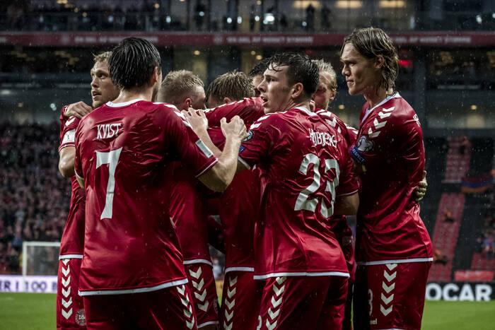 Dlatego mecz Danii został wznowiony! Christian Eriksen podjął decyzję