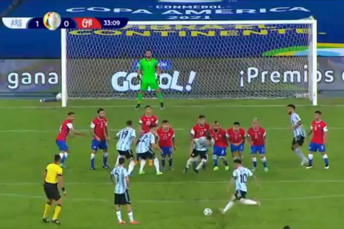 Piękny gol Leo Messiego nie wystarczył. Remis Argentyny w Copa America [WIDEO]