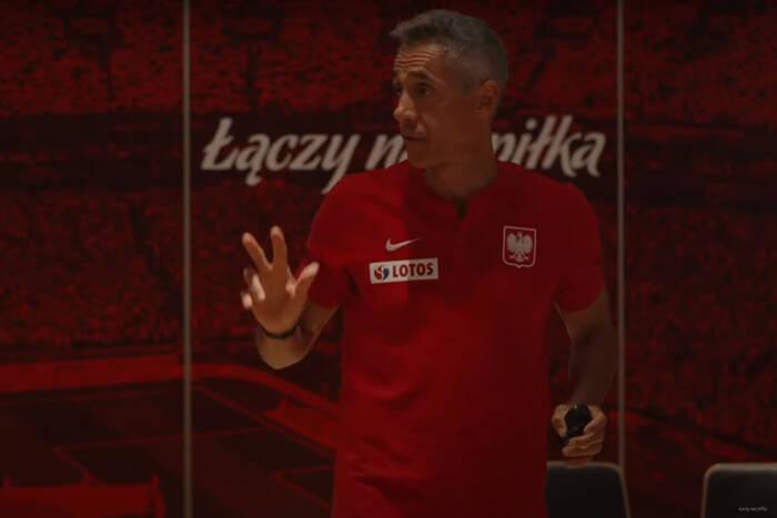 Tak wyglądała odprawa Polaków przed meczem ze Słowacją. Sousa ostrzegał przed Skriniarem [WIDEO]