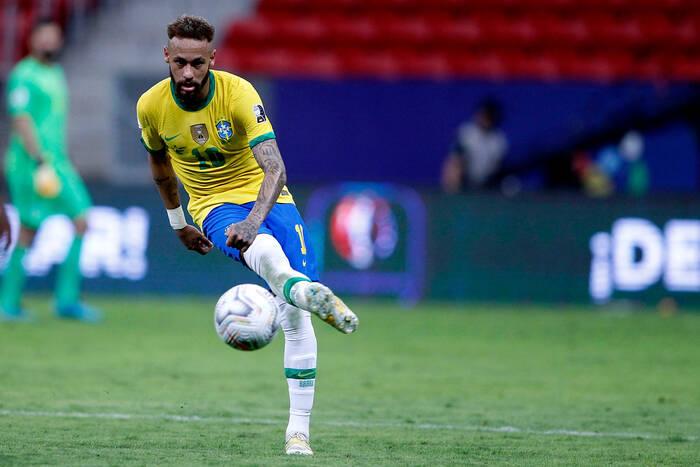 Brazylia gromi na Copa America. Neymar coraz bliżej rekordu Pelego [WIDEO]