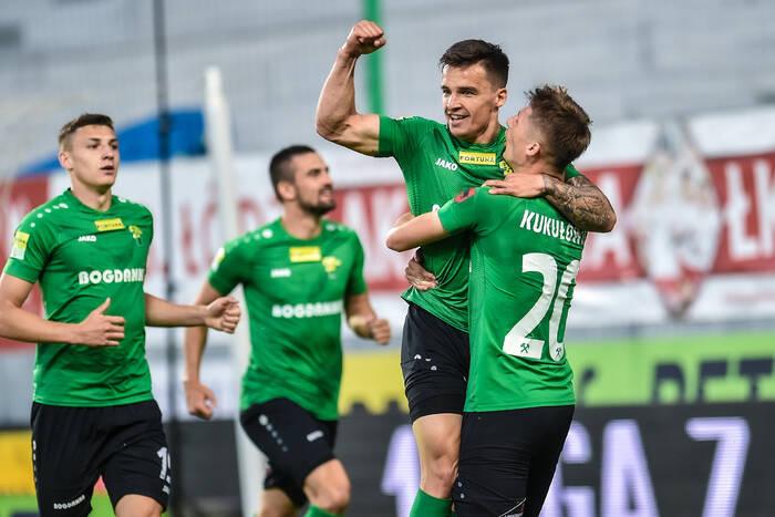 Transmisja online z meczu Górnik Łęczna - Lechia Gdańsk. Wiemy, gdzie oglądać stream na żywo z Ekstraklasy