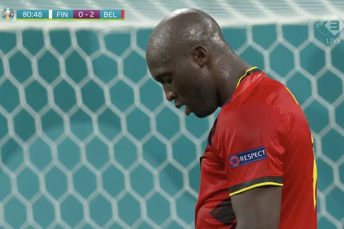 Belgia lepsza od Finlandii. Gol samobójczy bramkarza i trafienie Lukaku [WIDEO]