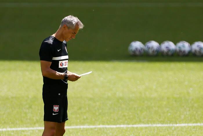 Paulo Sousa nie pojawi się na hicie PKO Ekstraklasy. Selekcjoner ma inne plany