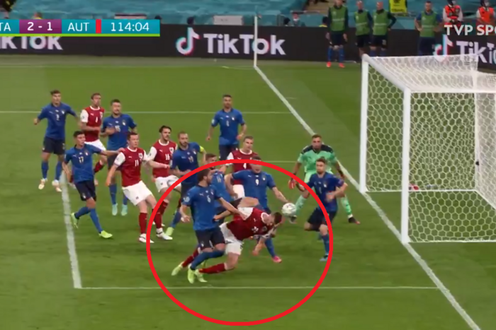 """Zachwyty nad golem dla Austrii. """"Najbardziej niesamowity, w zasadzie niemożliwy"""" [WIDEO]"""