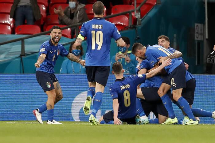 Włosi z historycznym rekordem, ale znowu bez zwycięstwa! Fatalnie wykonany rzut karny przez Jorginho [WIDEO]
