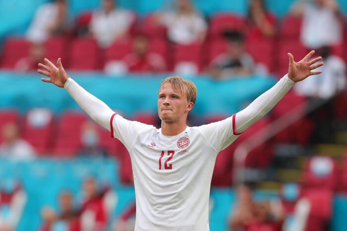 Dania już w półfinale Euro 2020! Czesi mogą czuć żal do sędziego [WIDEO]
