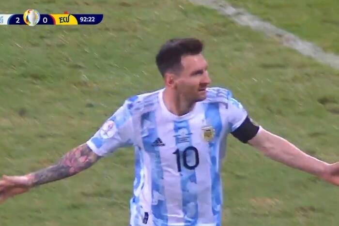 Kolejny koncert Leo Messiego! Piękny gol gwiazdy i dwie asysty dały Argentynie półfinał Copa America [WIDEO]