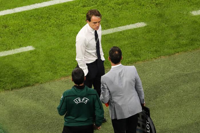 Roberto Mancini wskazał faworytów przyszłorocznego mundialu. Włoch wymienił dwie reprezentacje