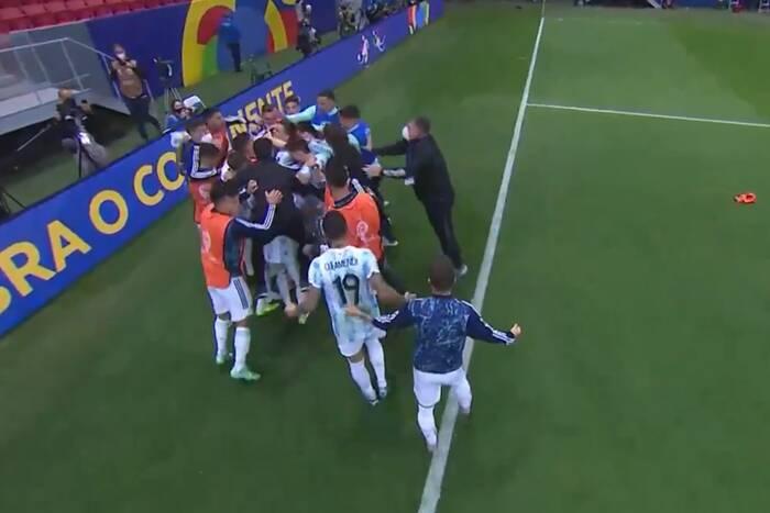Wielki klasyk w finale Copa America! Argentyński bramkarz królem rzutów karnych [WIDEO]