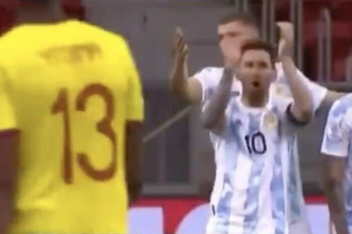 Yerry Mina skomentował szyderczą reakcję Leo Messiego. Defensor pokazał wielką klasę