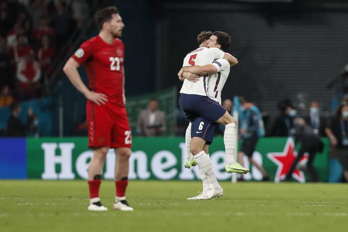 Na Wembley przegrała nie tylko skrzywdzona Dania. Drugi przegrany boli jeszcze bardziej