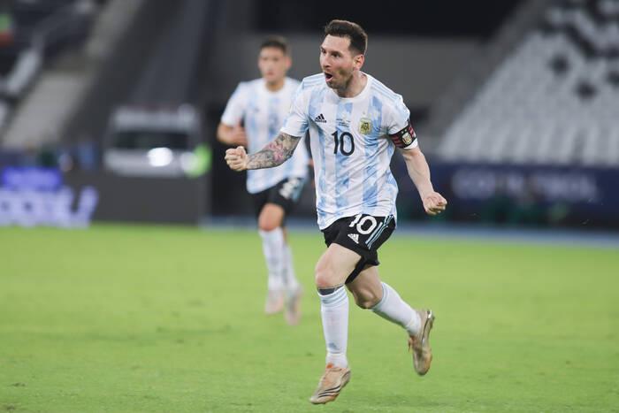 Wybrano najlepszą jedenastkę Copa America. Jest Leo Messi!