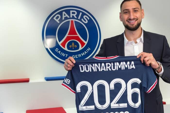 Hit transferowy stał się faktem. Gianluigi Donnarumma ogłoszony nowym piłkarzem PSG