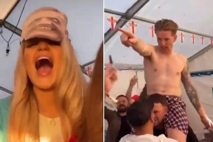 """Jordan Pickford imprezuje po EURO. """"Świętowanie porażki. Czy Neuer tak zrobił?"""" [WIDEO]"""