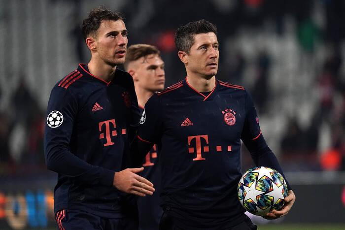Składy na mecz Bayern Monachium - VfL Bochum. Robert Lewandowski w poszukiwaniu kolejnych trafień