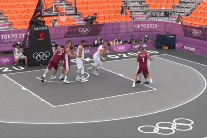 Porażka polskich koszykarzy! Nieudany start Igrzysk Olimpijskich [WIDEO]