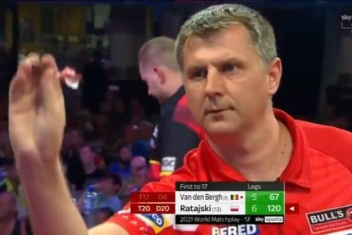 Krzysztof Ratajski odpadł w półfinale prestiżowego turnieju. Popisowa gra rywala [WIDEO]