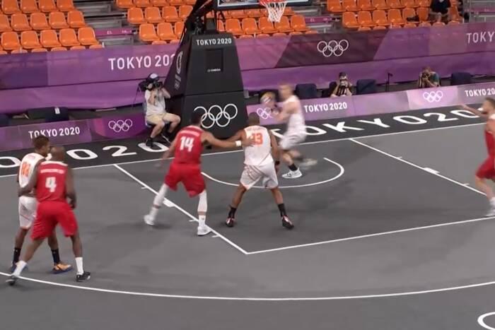 Kolejna porażka polskich koszykarzy podczas turnieju olimpijskiego. Wielkie emocje w dogrywce [WIDEO]