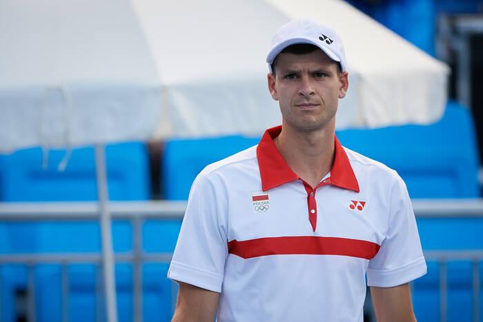 Hubert Hurkacz lepszy od legendy światowego tenisa. Polak w półfinale turnieju ATP w Metz