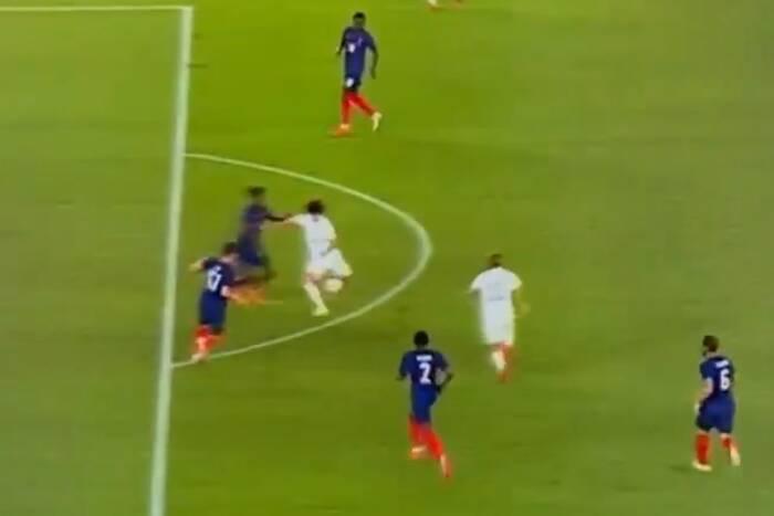 Fatalny występ francuskich piłkarzy. Klęska z Japonią i pożegnanie z igrzyskami w beznadziejnym stylu [WIDEO]