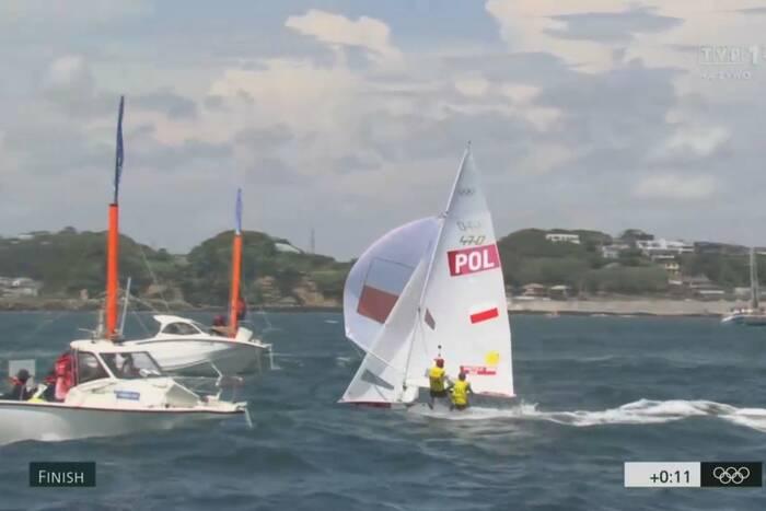 Polki płyną po olimpijskie złoto! Nasze żeglarki wciąż na czele klasyfikacji generalnej