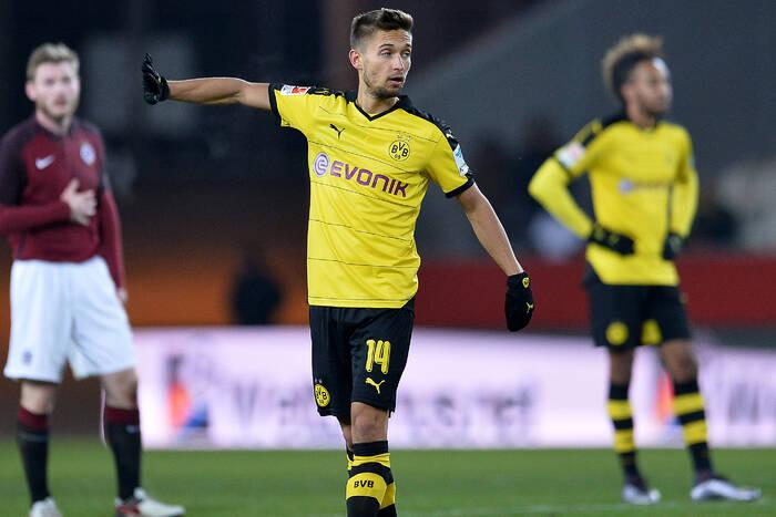 Legia Warszawa znalazła piłkarza, który zastąpi Bartosza Kapustkę. To były pomocnik Borussii Dortmund
