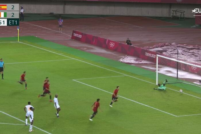 Hiszpanie wyratowali się przed sensacyjną porażką na IO! Gol w 93. minucie i triumf po dogrywce [WIDEO]