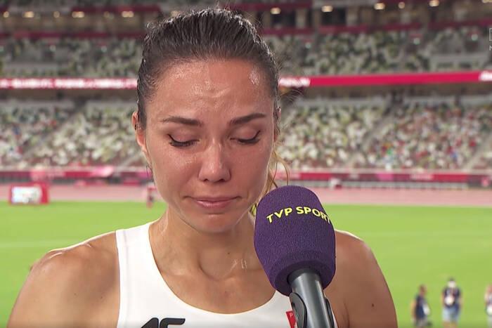 """""""Tyle razy, co dostaję w twarz... Nie płacz, Jóźwik"""". Poruszający wywiad Polki po starcie w Tokio"""