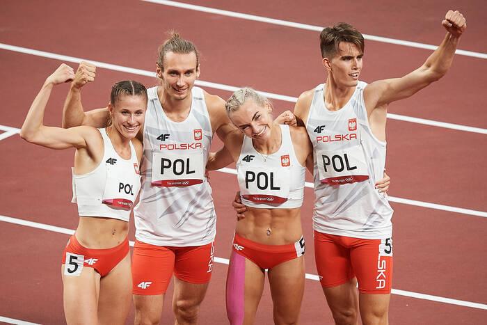 Pierwsze złoto i duży awans Polski! Tak wygląda klasyfikacja medalowa Igrzysk Olimpijskich