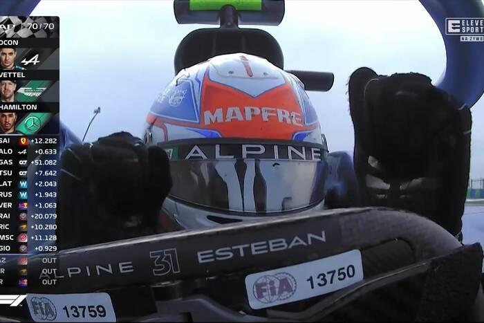 Szok, szok, szok! Esteban Ocon sensacyjnym zwycięzcą GP Węgier!
