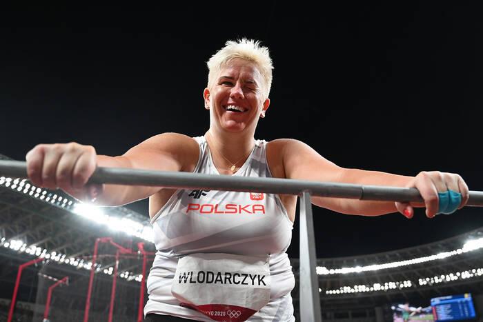 """""""Królowa wróciła"""". Anita Włodarczyk komentuje swój kolejny sukces na igrzyskach olimpijskich"""