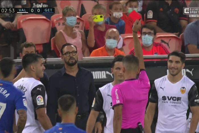 Brutalny początek La Liga. Czerwona kartka już w 3. minucie nowego sezonu! [WIDEO]